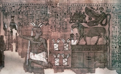 The Story of the Oldest Copy of the First Illustrated Book Discovered in Egypt
