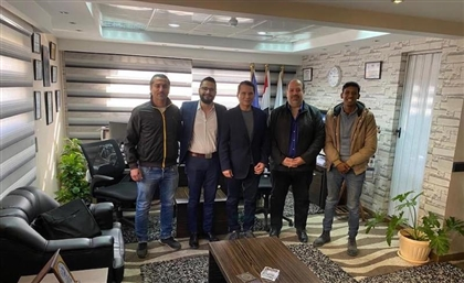 6th of October Football Team Signs 75 Year Old Player