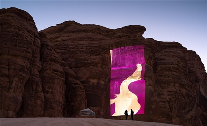 This Egyptian Artist Merges Bedouin History and Surrealism