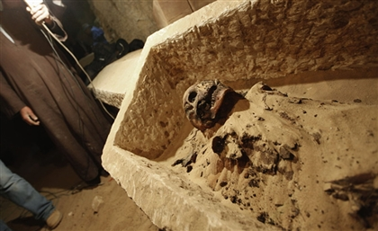83 Ancient Tombs Discovered in Dakahlia