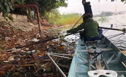 Sightseeing, Rowing and Cleanup - This Event is a Love Letter to the Nile