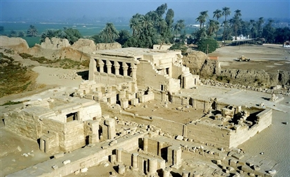 Luxor's Dendera Temple Reopens Today After Restoration