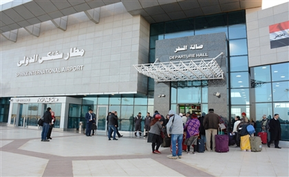 Giza's Sphinx International Airport is Getting a New Terminal