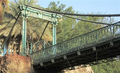 Bridge Built by Eiffel Tower Architect for the Giza Zoo to be Restored
