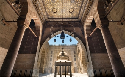 Mosque Madrassa of Sultan Barquq is Now Available to Tour Online