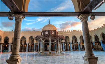 Taraweeh Prayers to be Broadcast Live from Cairo's Amr Ibn Al-'As Mosque