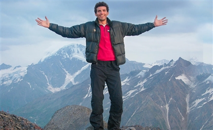Go On a Virtual Hike Up Mount Elbrus with Omar Samra