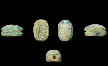 Archaeologists Uncover 8000-Year-Old Ritual Platform in Saudi Arabia with Ancient Egyptian Artifacts