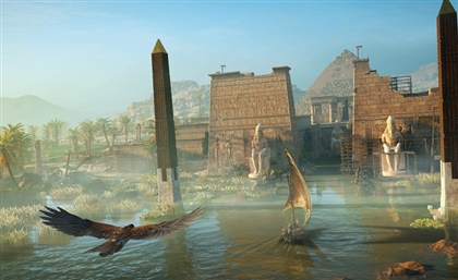 Discover Ancient Egypt with Assassin's Creed Virtual Tour