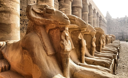 Statues At Luxor's Temple Of Amun-Ra to Undergo Largest Restoration Project in Half a Century