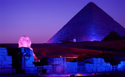 The Pyramids' Sound and Light Shows Are Back at a 50% Discount