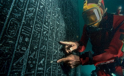 Wonders of Ancient Egypt's Sunken Cities Showcased at Virginia Museum of Fine Arts