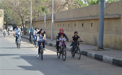 Egypt Launches Biking Campaign to Encourage Fitness and Eco-Friendliness