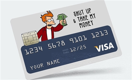 Printz Lets You Pamper Your Credit Card with Funky Designs