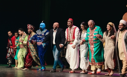 Encore! Cairo Show's Aladdin Returns for Two Special Shows Dedicated to Healthcare Workers