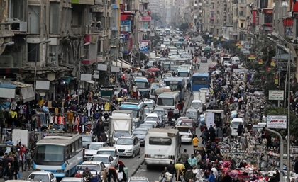 The Population of Egypt is Expected to Reach 101 Million by this October
