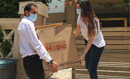 Misr Italia Properties Launches 'A Message of Hope' Initiative to Fight Corona