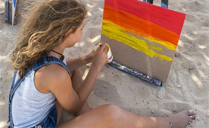 Art Café Opens Up New Branch by the Beach in Sidi Heneish