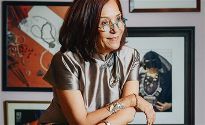 Azza Fahmy Takes to Zoom to Discuss Passion, Design and Business