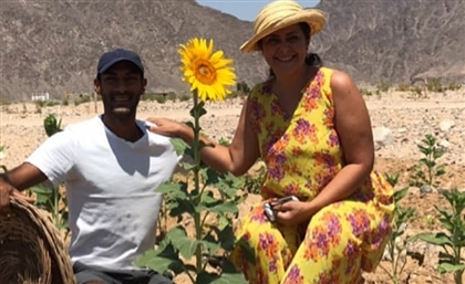 Tucked Away in Nuweiba, Dar Jan is an Organic Farm Offering Workshops on Art and Sustainable Living