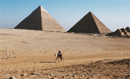 Art D'Egypte Set to Make History with a Contemporary Art Exhibition at the Pyramids of Giza