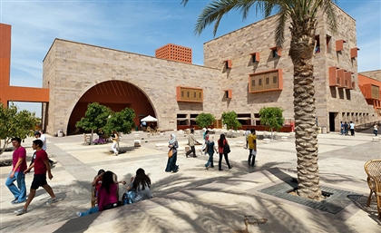 American University in Cairo's New Semester Kicks Off with COVID-19 Firmly in Mind