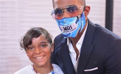 Mohamed Ramadan & Ahl Masr Foundation Releases New Charitable Line of Face Masks