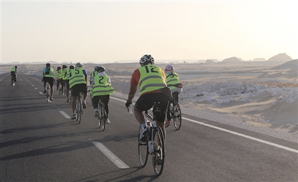 You Can Now Sign Up for the NS Crossing's 1,000 KM Bike Trek By the Red Sea