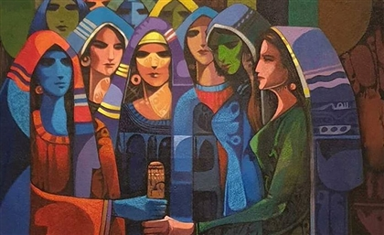 Racotis Art is the Consultancy Platform Promoting Egyptian Contemporary Art