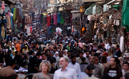 Egypt's Population to Reach 101 Million this Weekend