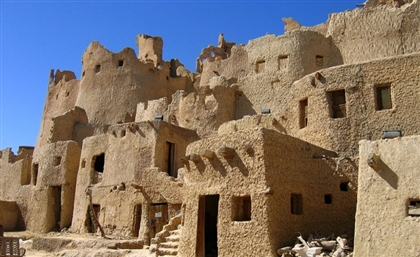 Siwa's Shali Fortress Has Just Been Fully Restored
