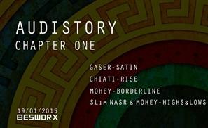 Besworx: Audistory Chapter One