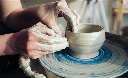 DIY Pottery with New Cairo's Fokhara Studios