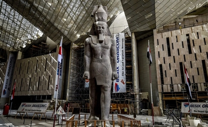 Grand Egyptian Museum Forms Board of Directors