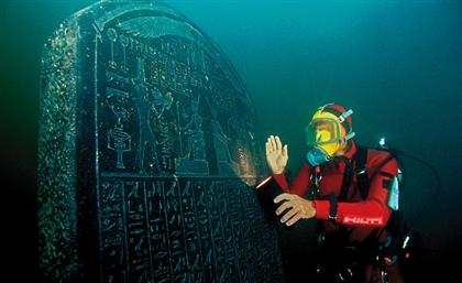 Alexandria University Launches 'Underwater Heritage' Initiative to Uncover Egypt's Sunken Treasures