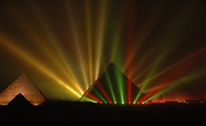 Egypt is Getting a New Sound & Light Show at the Pyramids