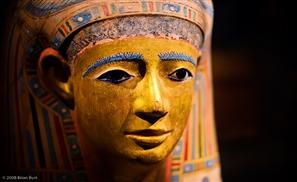 Oldest Gospel Ever Found in Mummy Mask?