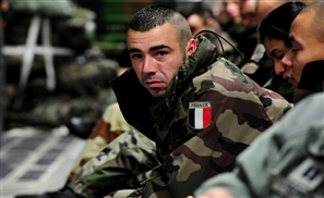 ISIS Recruits a Dozen French Soldiers