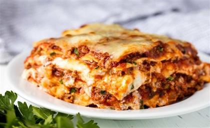 Layerz of Lasagna Makes Layers of Lasagna. That's All.