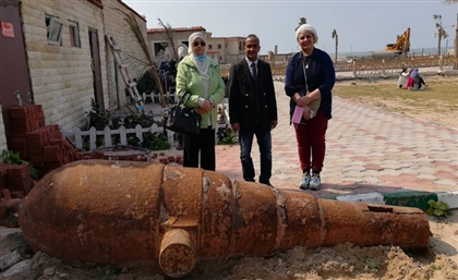 Restoration of Khedive Ismail's Historic Cannon