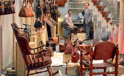 Cairo International Leather Fair Kicks Off March 11th