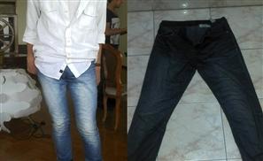 DIY: Acid Wash Jeans