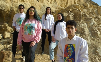Clothing Label Pink Pyramid is a Canvas For Egyptian Women's Art