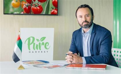UAE's Pure Harvest Smart Farms Raises $60 Million in Growth Funding
