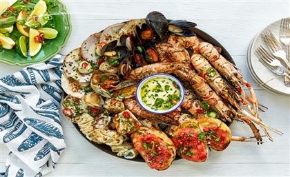 Dokkan Sammak Makes Seafood Hawawshi, Fattah and So Much More