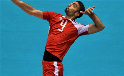 Intl Volleyball Federation Names Ahmed Salah Among Top 100 Players