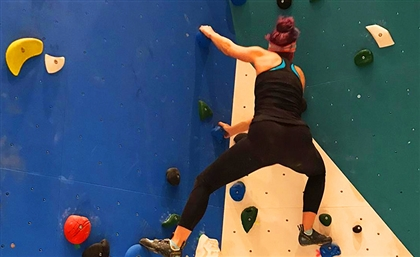 Verge Climbing is Egypt's First Indoor Bouldering Centre