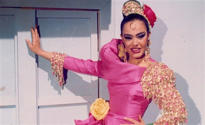 Sherihan Returns to the Screen This Ramadan (For an Ad, But Still!)
