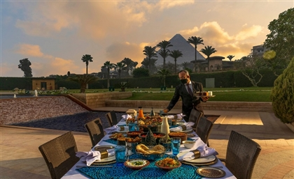 If You Can't Go to Marriott Mena House, They'll Come to Your Doorstep