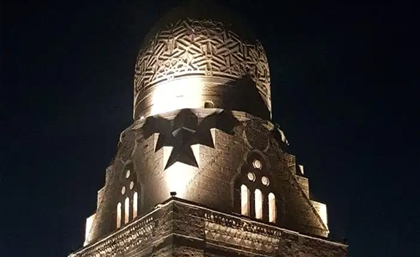 Dome of Sultan Qansuh Abu Said in Cairo Has Been Fully Restored